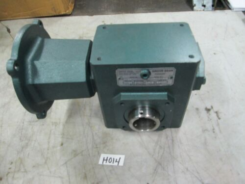 Grove Gear Flexaline Worm Speed Reducer Mod: HM220-1 Input HP: 1.32 (New)