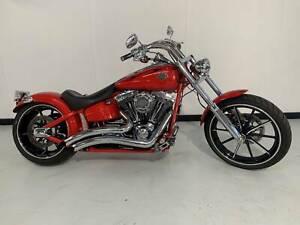 Harley-Davidson Rocker Softail Somerton Park Holdfast Bay Preview