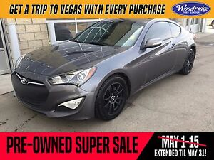 2015 Hyundai Genesis Coupe 3.8 GT PRE-OWNED SUPER SALE ON NOW...