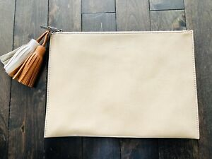 Mat & Nat Oversized Clutch/Handbag
