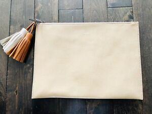 Mat & Nat Oversized Clutch/Handbag