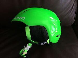 Kids Ski Helmet Giro Launch Cambridge Kitchener Area image 2