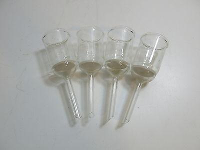 Lot Of 4 Pyrex No 36060 Buchner Funnel 60ml Astm 10-15 M
