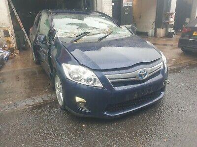 TOYOTA AURIS O/S DRIVER'S SIDE DOOR MIRROR IN BLUE 2010-2012 GENUINE