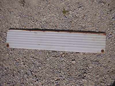International 340 460 Utility Tractor Ihc Side Hood Panel Along Engine Rare