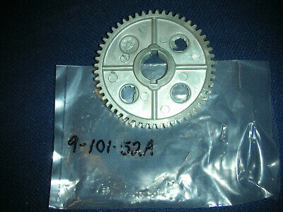 New Atlas Craftsman 9-12 Inch Lathe 9-101-52a 52t Change Gear New Factory Part