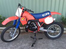 1983 Honda cr250 vmx Muswellbrook Muswellbrook Area Preview
