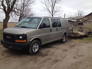 2004 GMC Van parting out