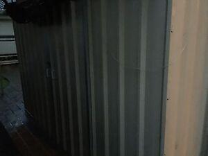 Garden shed - lawn locker. Monterey Rockdale Area Preview
