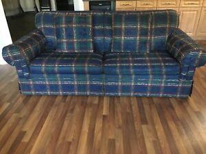 La Z Boy Sofa Bed and Love Seat