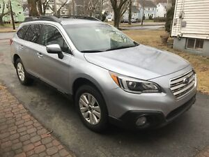 2017 Subaru Outback 6 speed All Wheel Drive