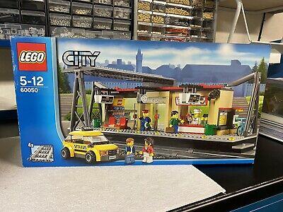 LEGO City Set 60050. Train Station.