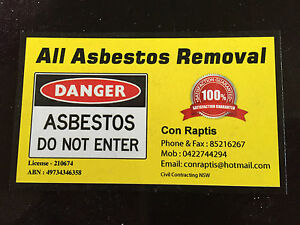 All asbestos removal Heathcote Sutherland Area Preview