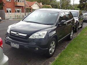 2008 Honda CR-V Wagon Elwood Port Phillip Preview