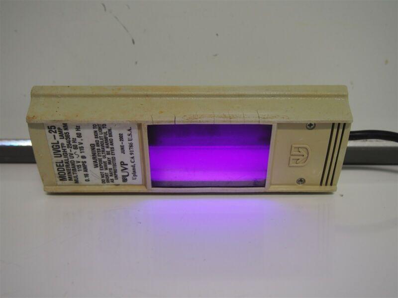 UVP UVGL-25 Mineralight UV Lamp