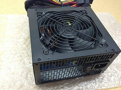 850W Gaming 120MM Fan Silent ATX Power Supply SATA 12V