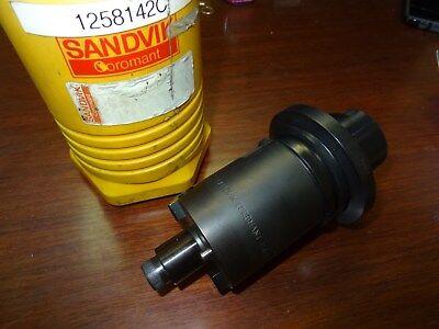 New Sandvik Hsk 63 22mm Shell Face Mill Arbor Milling Machine 250c114280-1 115