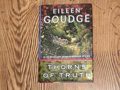 Thorns of Truth by Eileen Goudge (1998, Hardcover)
