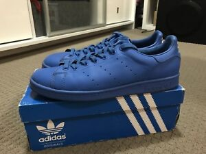 2250fbbd227b3 ADIDAS PHARRELL WILLIAMS STAN SMITH SHOES SZ US11.5 NMD HU HUMAN RACE