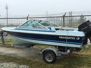 Cadorette speedboat