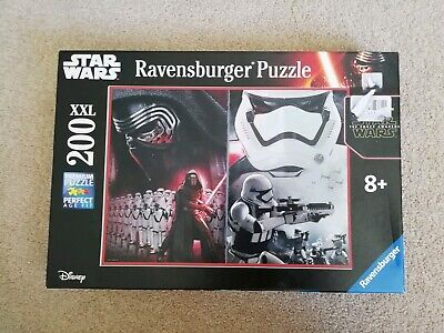 Star Wars 200 piece children's Jigsaw Puzzle
