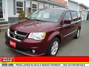2017 Dodge Grand Caravan We finance 0 money down&cash back* Crew