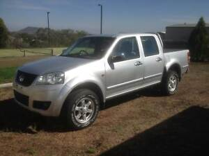 2012 Great Wall Dualcab Diesel 4wd North Toowoomba Toowoomba City Preview