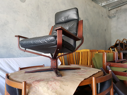 Joe Rufenacht JR Furniture Swivel Armchair.  Delivery Available.