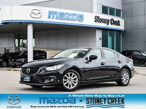 2015 Mazda Mazda6 GS Rear Cam Foglights Heated Seats