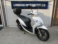 Honda Vision NSC 50 2013 Only 1,700 miles, 1 owner, Car Licence Applicable