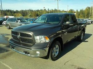 2016 Dodge Ram 1500 SLT Quad Cab Short Box 4WD