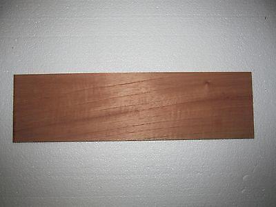 "Spanish Cedar Lumber  4"" X 14"" X 1/4""  planed 4 sides"