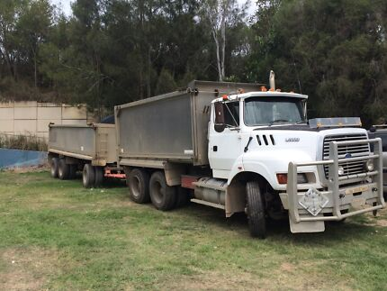 Tipper Truck And dog or be your own boss Salisbury Brisbane South West Preview
