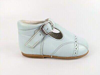 Andanines Baby Girls Leather Shoes Uk 3 Eu 19