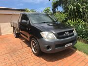 2011 Workmate Hilux Lammermoor Yeppoon Area Preview