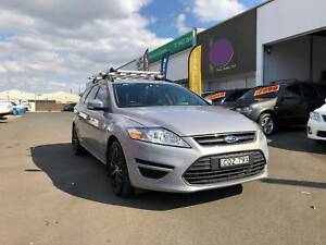 2011 Ford Mondeo LX TDCi Automatic Wagon Blacktown Blacktown Area Preview