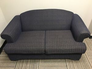 Love seat and 2 chairs