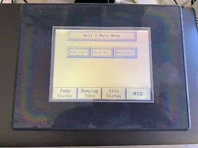 Automation Direct Koyo C-more Hmi System Ea7-s6m Touchscreen 6in 6