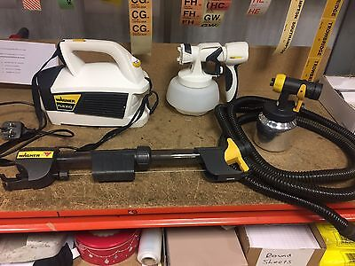 WAGNER WallPerfect FLEXiO 687 Paint Sprayer System HVLP Wall Painting Spray Gun