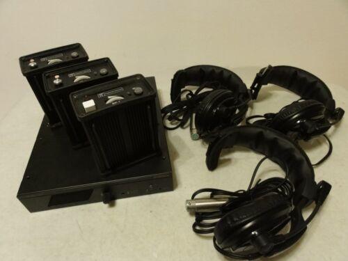 Clearcom-compatible Intercom System