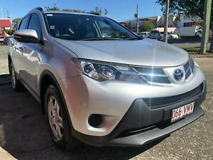 2015 Toyota RAV4 GX Turbo Diesel 4X4 Automatic SUV. 70,000km Eagle Farm Brisbane North East Preview