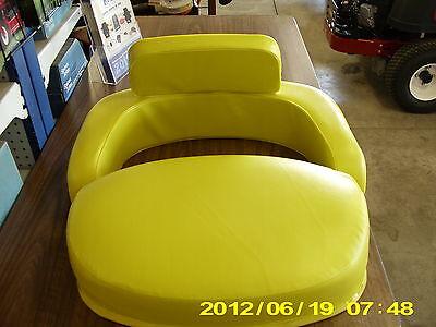 Seat Cushion Set For John Deere 2010251025203010302040104020 Tractors