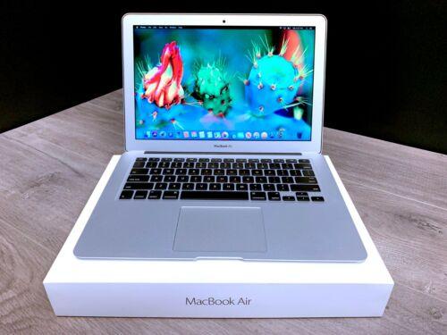 APPLE MACBOOK AIR 13 OS-2018 CORE I7 **HUGE 512GB SSD** 3 YEAR WARRANTY / 8GB