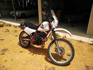 1986 Honda XL250R Naracoorte Naracoorte Area Preview