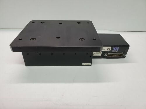 Newport Z1173A Motorized Translation Stage Ball Screw Lead Automation Linear