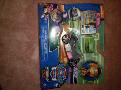 Paw Patrol Mission Paw Skye's Cycle Figure and Vehicle