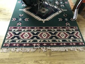 Area Rug with Runner