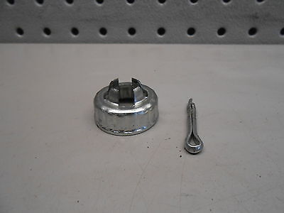 VE1 2011 Vespa GTS300ie Front Wheel Locking Washer and Pin
