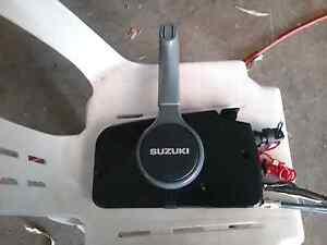 40hp Suzuki 2 stroke Cooktown Cook Area Preview