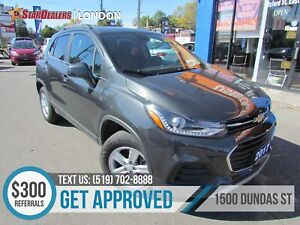 2017 Chevrolet Trax LT | ONE OWNER | CAM | AWD | REMOTE START
